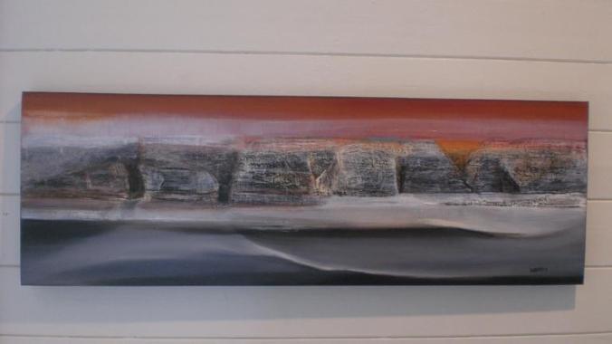 Myriam Borst: Svart strand
