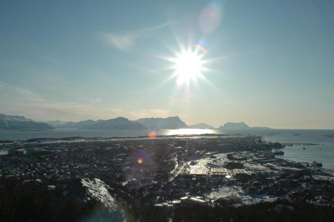 Bodø. Mars 2010.