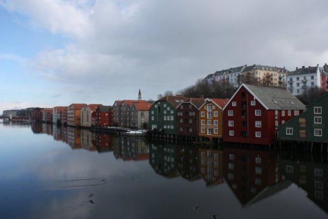 Bypåske i Trondheim er ikke vondt